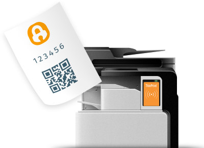 Personal Printing with user self registration